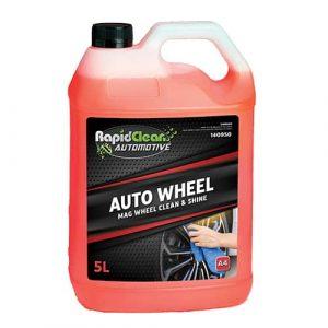 Rapidclean Auto Wheel Clean & Shine 5l