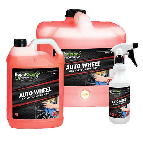 Rapidclean Auto Wheel Family