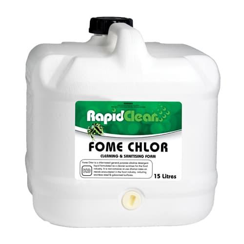 Rapidclean Fome Chlor 15l