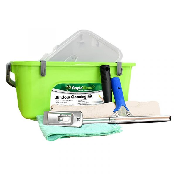 Rapidclean Window Cleaning Kit Family