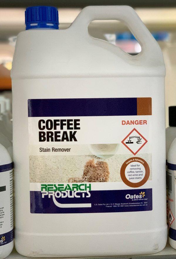 Research Coffee Break 5l