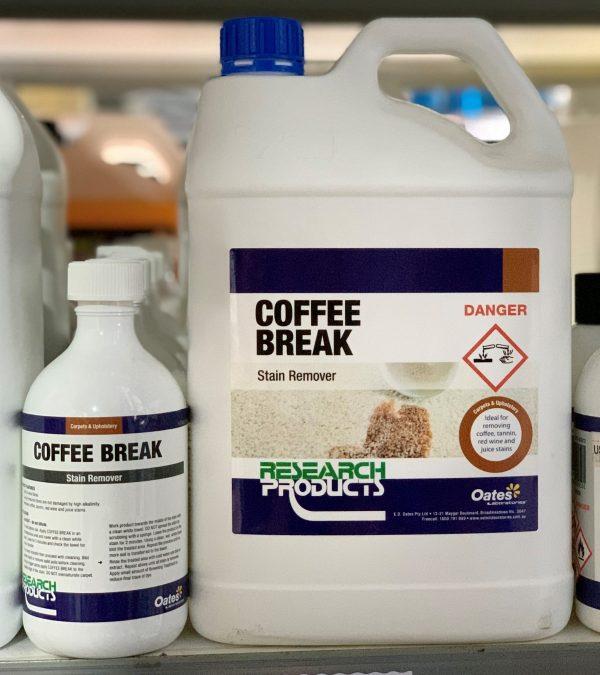 Research Coffee Break Family