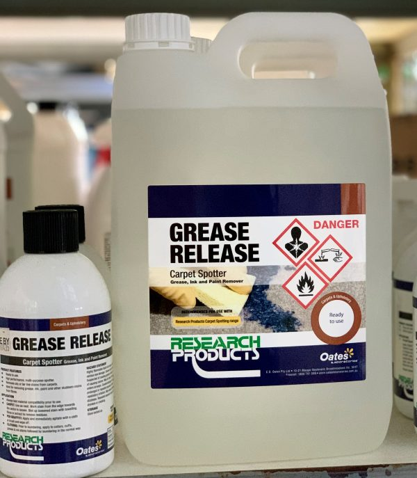 Research Grease Release Family