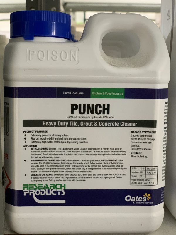 Research Punch 1l