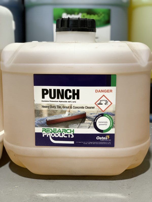 Research Punch 20l
