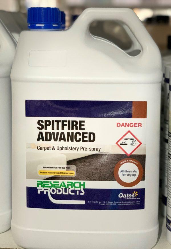Research Spitfire 5l