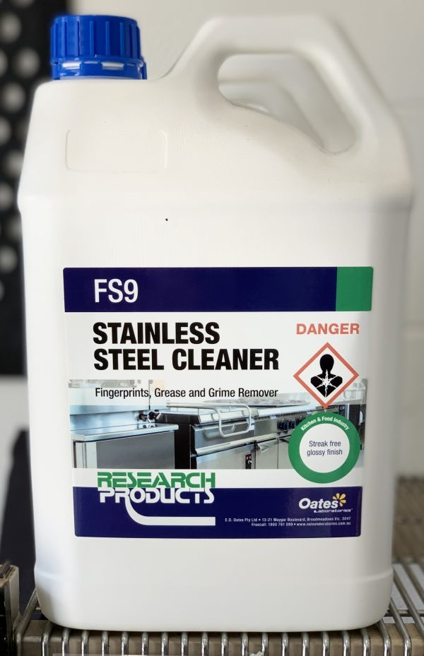 Research Stainless Steel Cleaner 5l