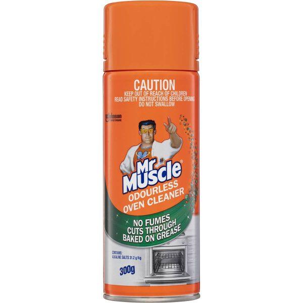 Sc Johnston Mr Muscle Odourless Oven Cleaner