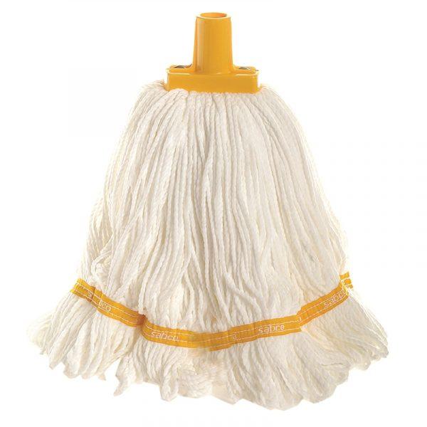 Sabco Microfibre Mop Head Yellow
