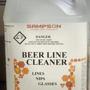 Sampson Beer Line Cleaner 5l