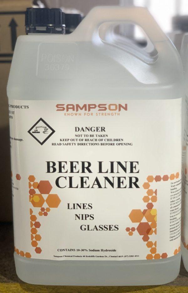 Sampson Beer Line Cleaner 5l
