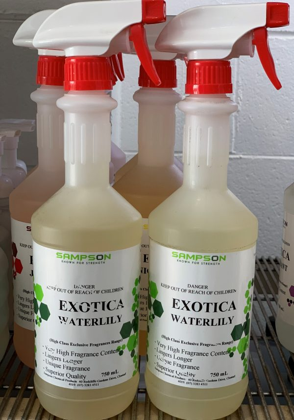 Sampson Exotica Waterlilly 750ml