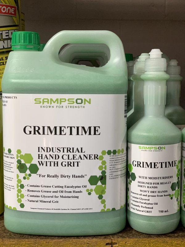 Sampson Grimetime Family