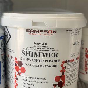 Sampson Shimmer 4.5kg