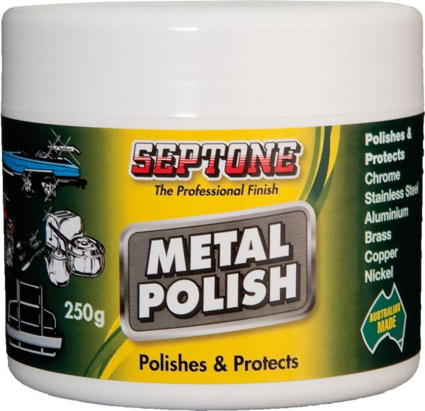 Septone Metal Polish 250g
