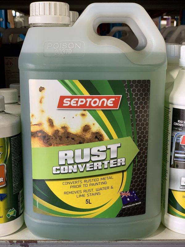 Septone Rust Converter 5l
