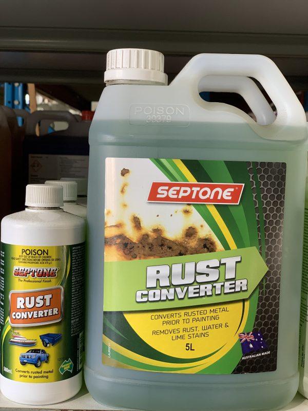 Septone Rust Converter Family