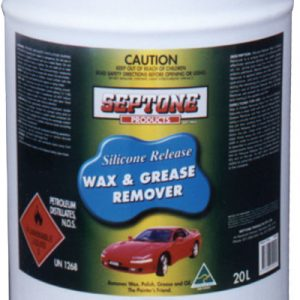 Septone Wax & Grease Remover 20l
