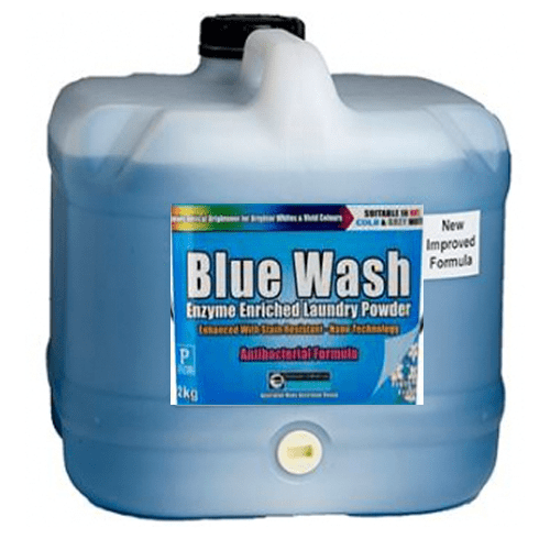 Tasman Blue Wash Liquid 15l