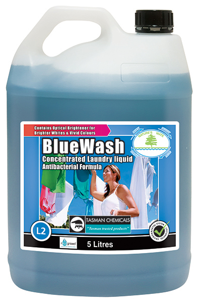 Tasman Blue Wash Liquid 5l