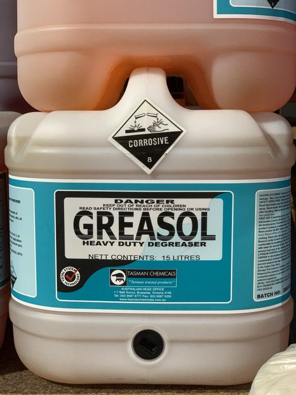 Tasman Greasol 15l