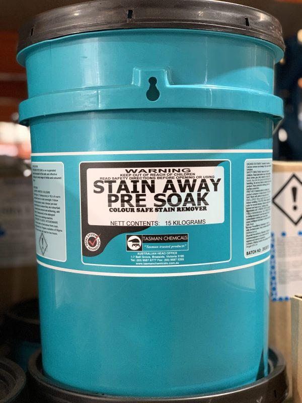 Tasman Stain Away Pre Soak 15kg