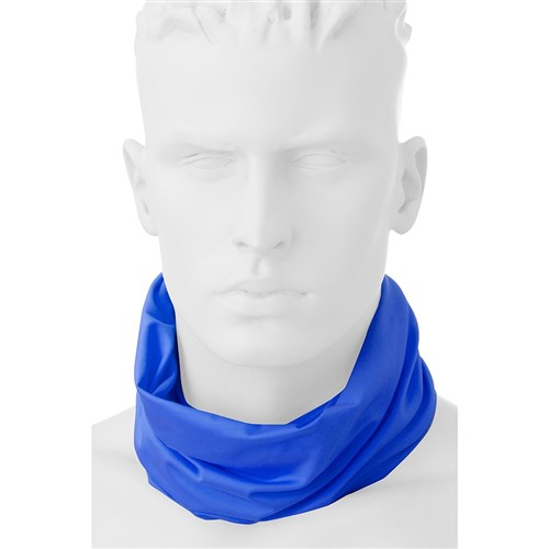 Thorzt Cooling Scarf Blue Front View