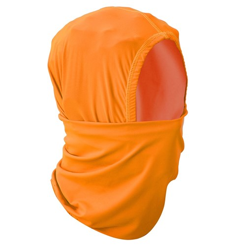 Thorzt Cooling Scarf Orange Side View