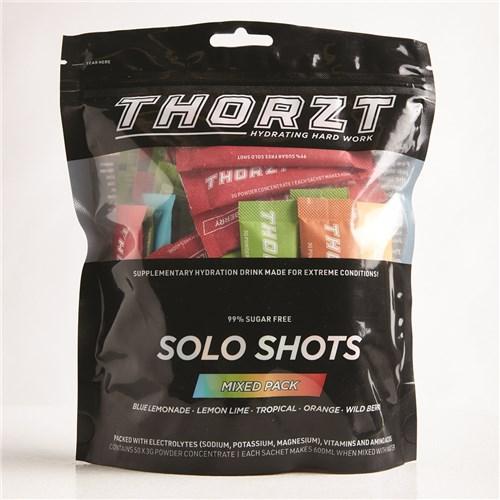 Thorzt Solo Shots Mixed Front View 50pk