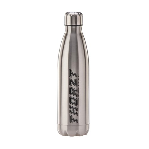 Thorzt Stainless Steel Water Bottle 750ml Silver